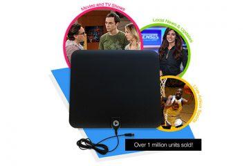 EZ Digital TV Antenna Review